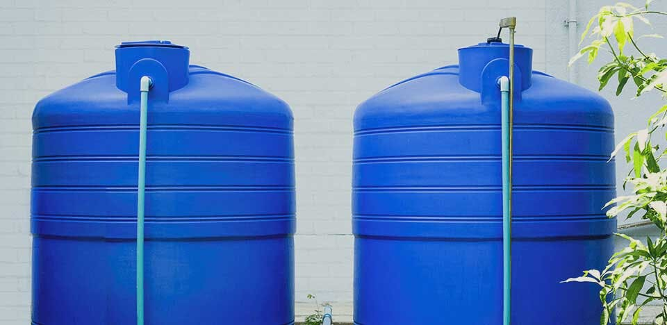 About our water tank cleaning service