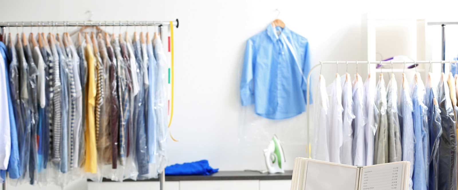 About our laundry service