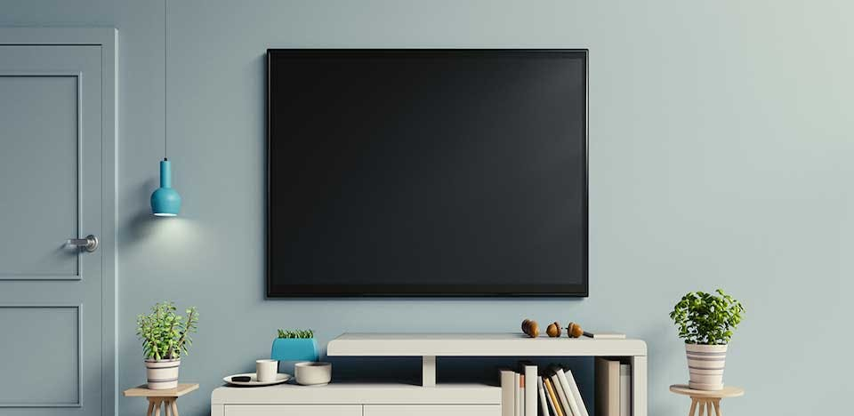 About our TV mounting service