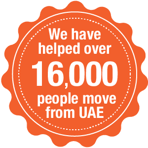 Get free quotes from international movers in Dubai