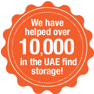 Get free quotes for storage in Dubai